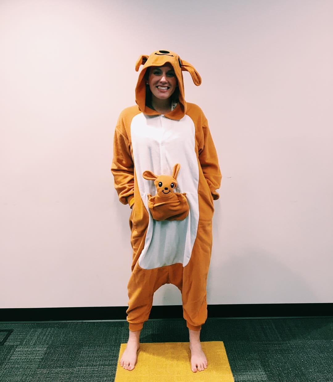 halloween costume kangaroo