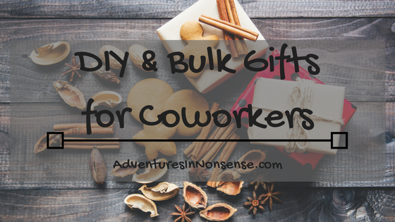 diy bulk gifts for coworkers