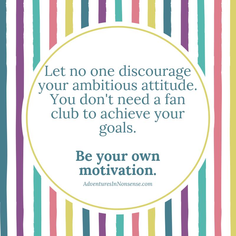 ambitious success