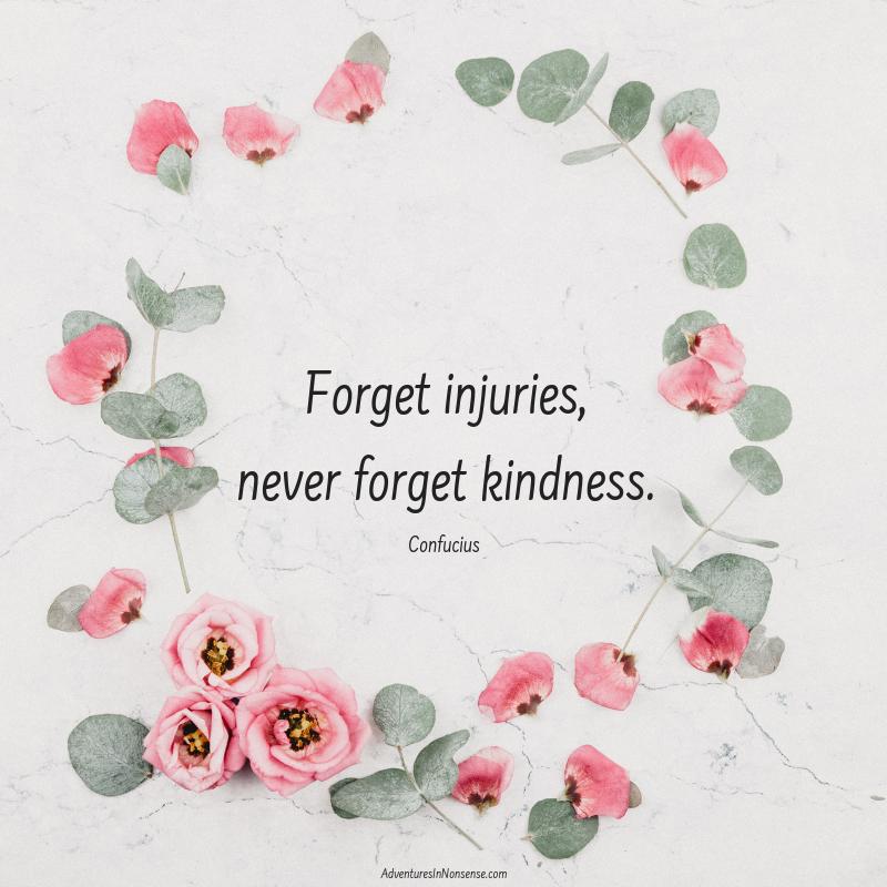 gratitude kindness