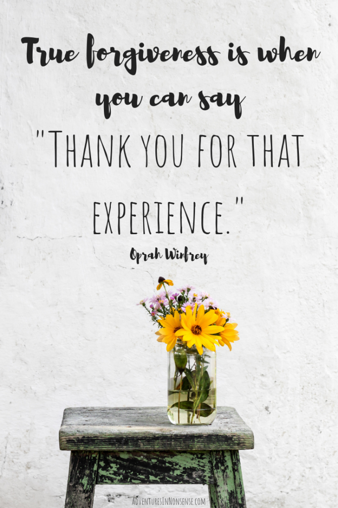 gratitude experience