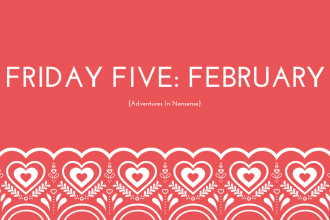 february friday five