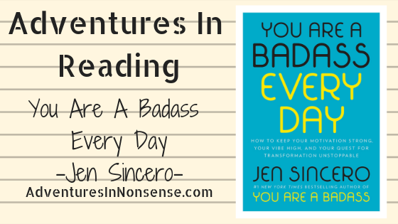 you are a badass every day jen sincero