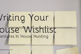 house wishlist