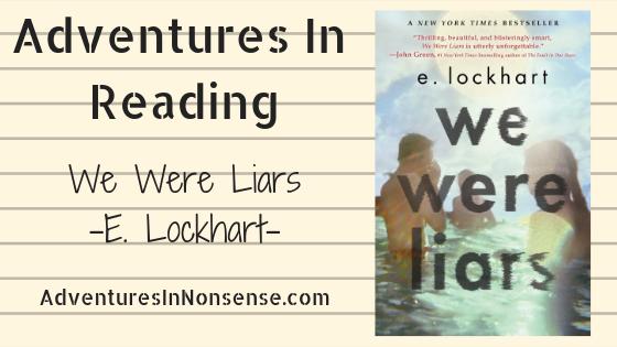 we were liars e lockhart
