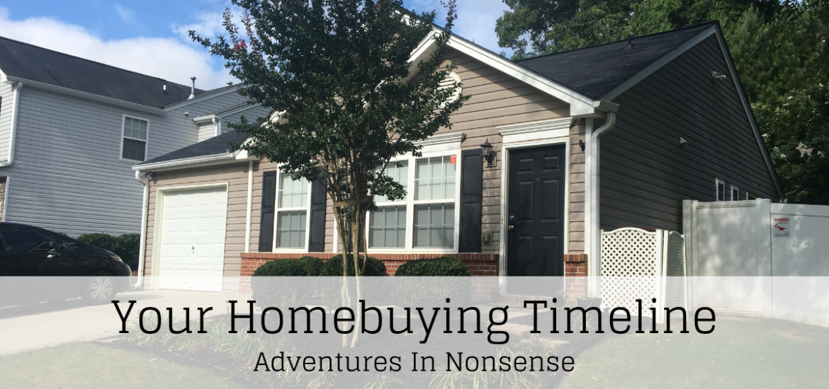 homebuying timeline cover