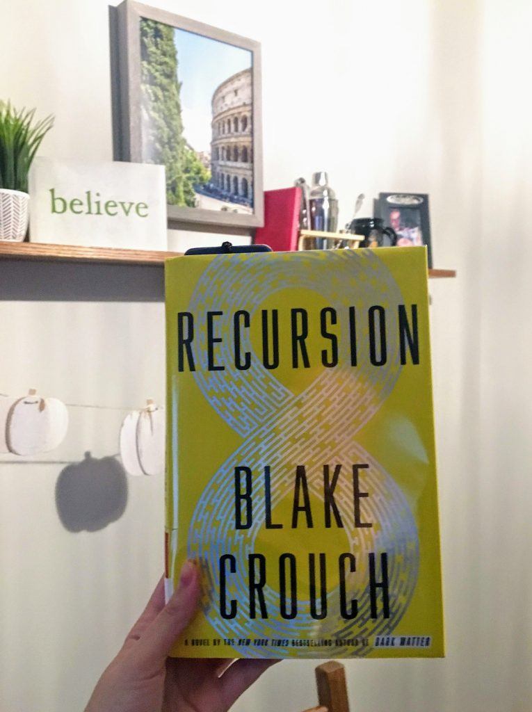 recursion blake crouch
