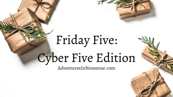 friday five cyber five