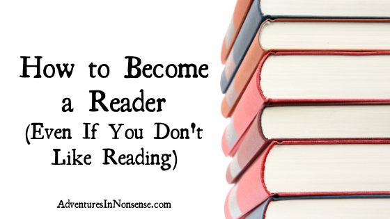 become a reader books