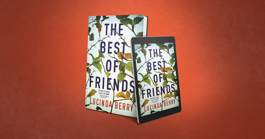 the best of friends lucinda berry